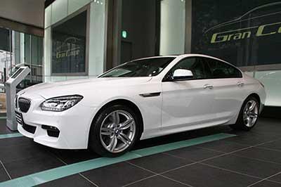 BMW bmw 6シリーズグランクーペ試乗 : b-otaku.com