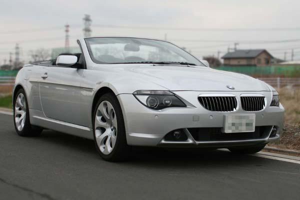 BMW bmw 6シリーズカブリオレ試乗 : b-otaku.com